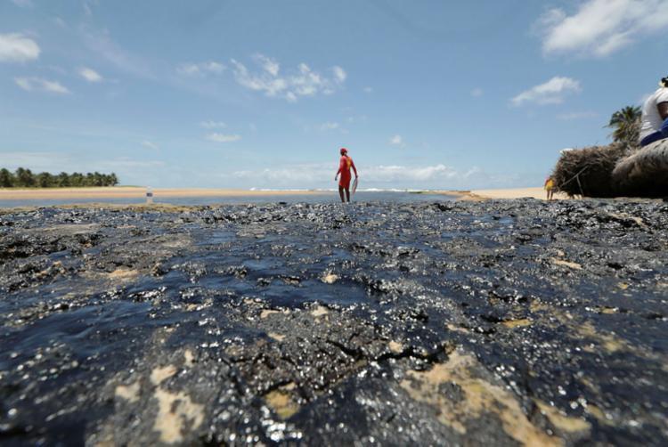 Cerca de 30 amostras foram recolhidas para análise - Foto: Adilton Venegeroles | Ag. A TARDE