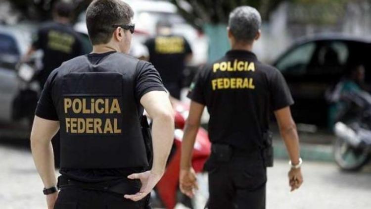 Cerca de 280 policiais federais cumprem desde as primeiras horas da manhã desta terça - Foto: Divulgação   PF