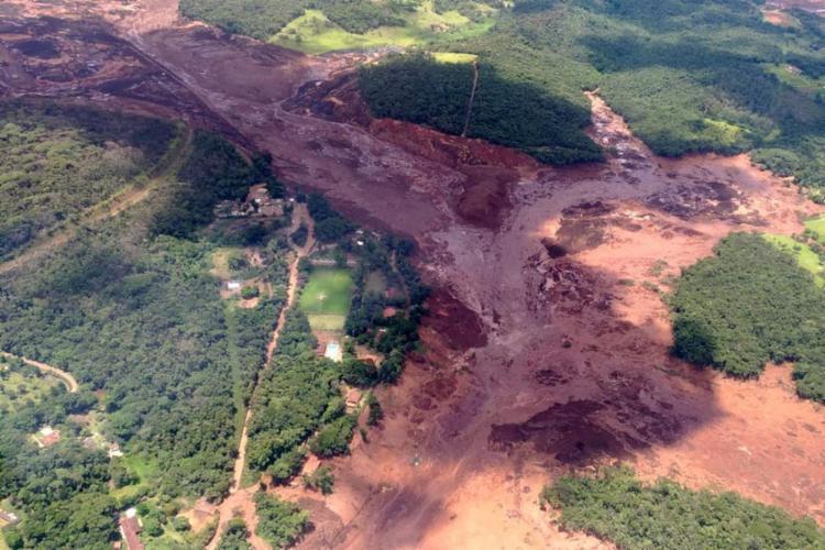 O corpo foi localizado por volta das 10h na frente de buscas conhecida como Remanso 4 - Foto: Divulgação l Corpo de Bombeiros