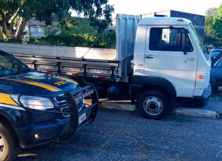 Condutor informou que comprou o veículo em Itajuípe - Foto: Divulgação | PRF