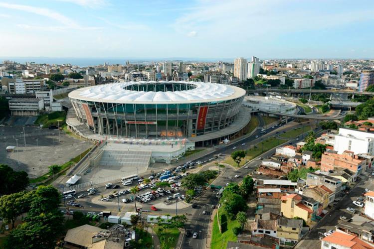 Evento acontecerá na Arena Fonte Nova - Foto: Reprodução
