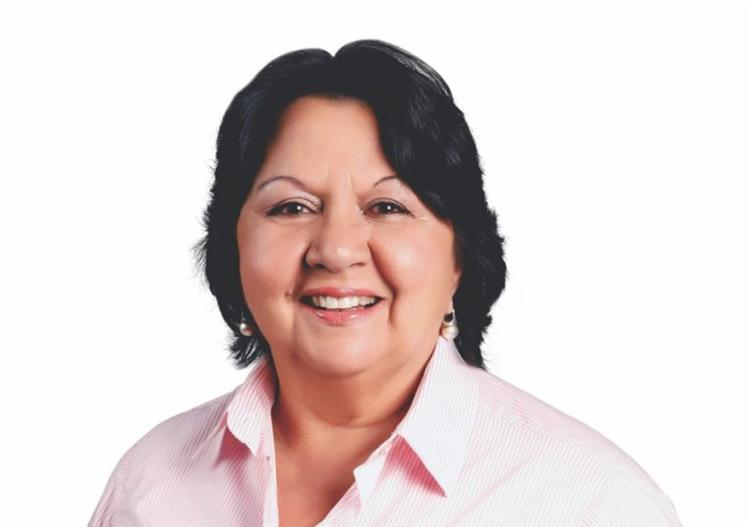 Prefeita Lydia foi eleita em 2016 | Foto: Divulgação - Foto: Divulgação