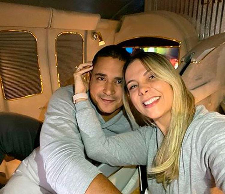 Com direito a avião de luxo, Carla Perez compartilhou com os fãs momentos da viagem para Dubai - Foto: Reprodução | Instagram