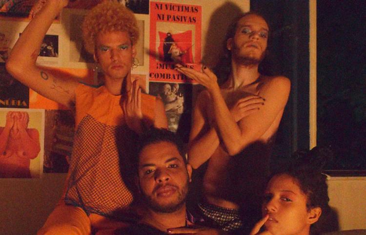 Proposta é transformar a noite em um protesto artístico, sem perder o clima de celebração - Foto: Divulgação