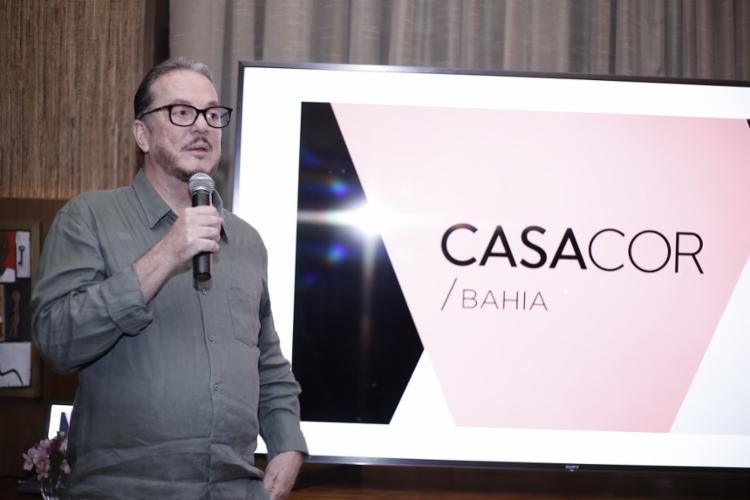 Este é o ano de estreia da CASACOR Bahia sob a direção de Carlos Amorim - Foto: Divulgação