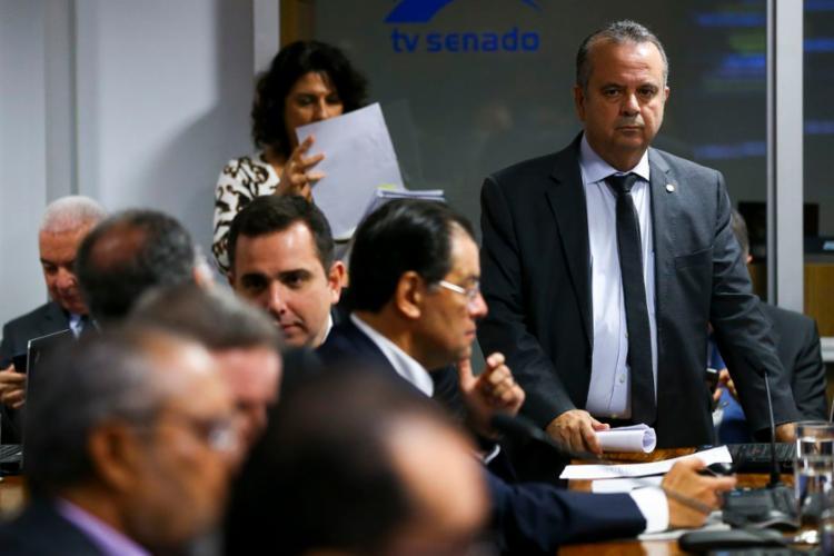 CCJ aprovou relatório da reforma e texto vai ao plenário do Senado - Foto: Marcelo Camargo l Agência Brasil