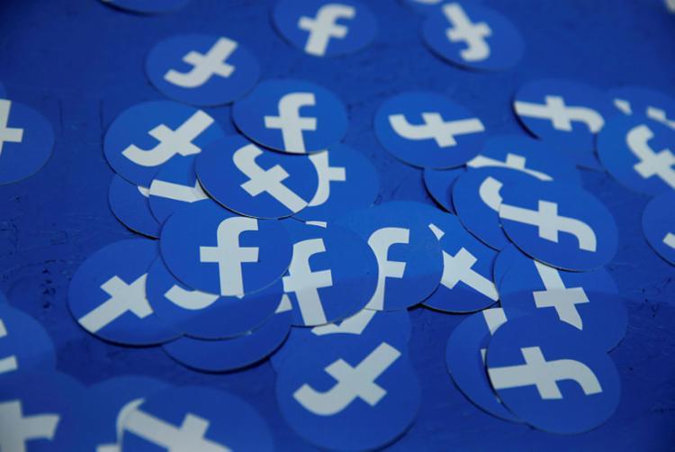 Ação do Facebook em 2018 derrubou quatro páginas ligadas ao MBL - Foto: Justin Sullivan | AFP