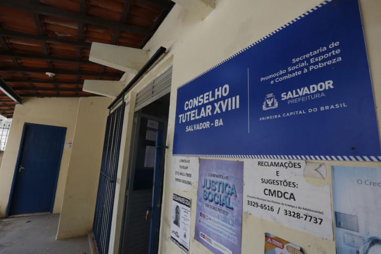 Conselho Tutelar de Valéria - Foto: Rafael Martins | Ag. A TARDE