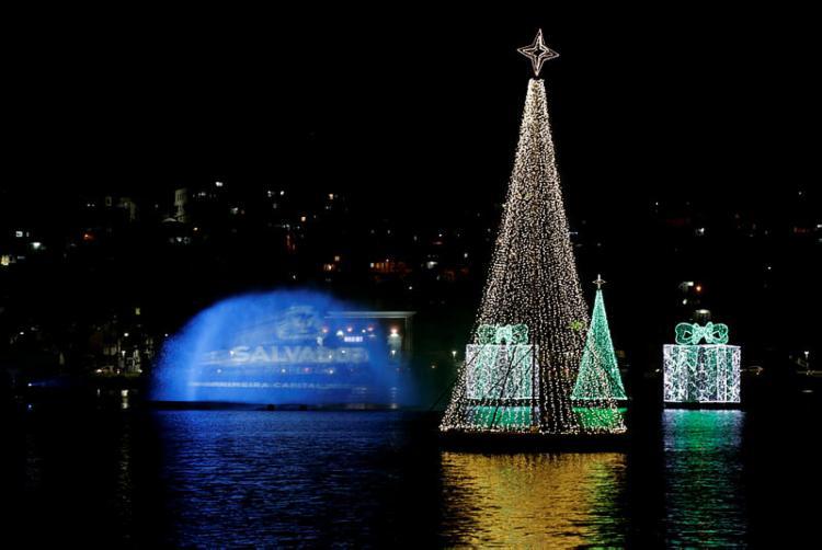 A cidade começa a ser decorada a partir do dia 15 de novembro - Foto: Gilberto Junior | Ag. A TARDE.