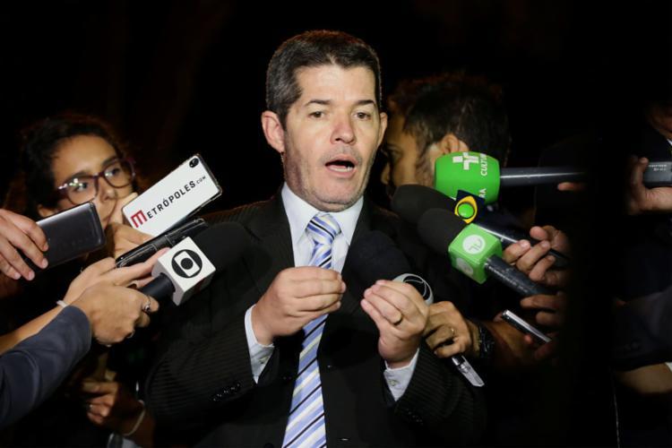 Em áudio gravado, Delegado Waldir ainda chamou Bolsonaro de 'vagabundo' - Foto: Cleia Viana | Câmara dos Deputados | 11.3.2019