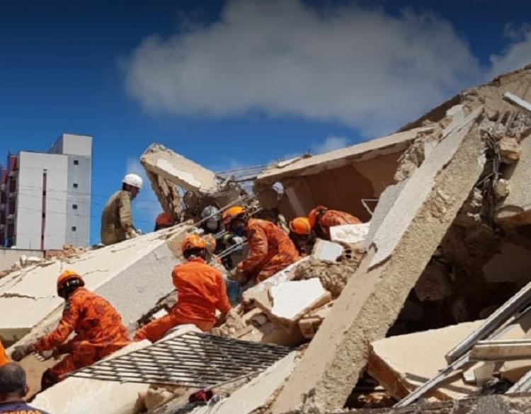 Ao todo, nove pessoas foram resgatadas com vida - Foto: Divulgação | SSPDS