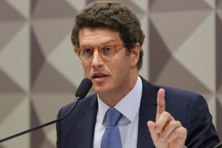 Parlamentares alegavam que Salles teria descumprido o dever de proteção ao meio ambiente   Foto: Fabio Rodrigues Pozzebom   Agência Brasil - Foto: Fabio Rodrigues Pozzebom   Agência Brasil