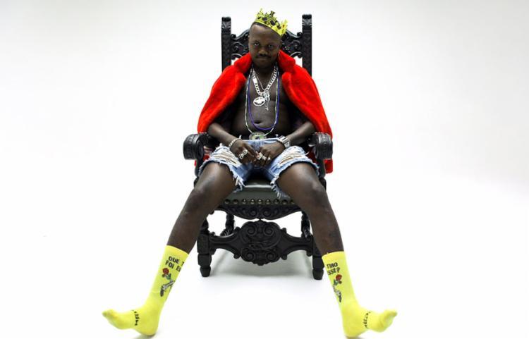 Um dos nomes mais aclamados do rap, o mineiro Djonga apresenta o show do novo álbum, 'Ladrão' - Foto: Divulgação | Djonga