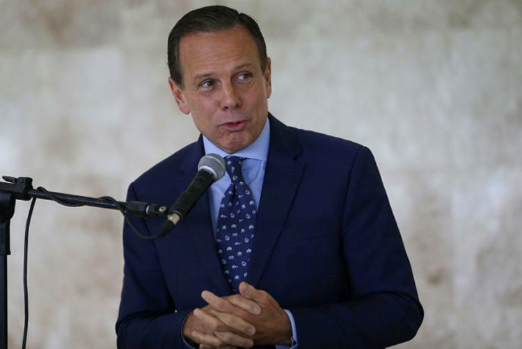 Governador voltou a chamar o discurso de Bolsonaro de