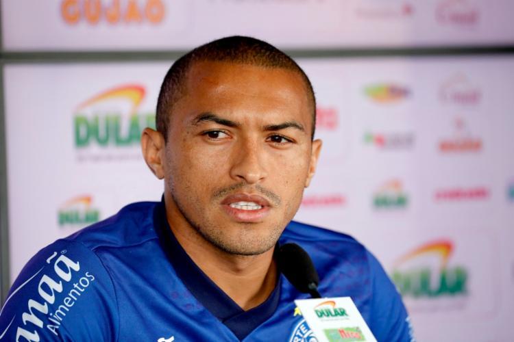 Nino projetou uma atuação sólida do sistema defensivo contra o Athletico - Foto: Felipe Oliveira | EC Bahia