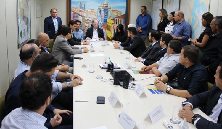 Previsão é que sejam criados cerca de 452 empregos diretos em oito municípios - Foto: Divulgação