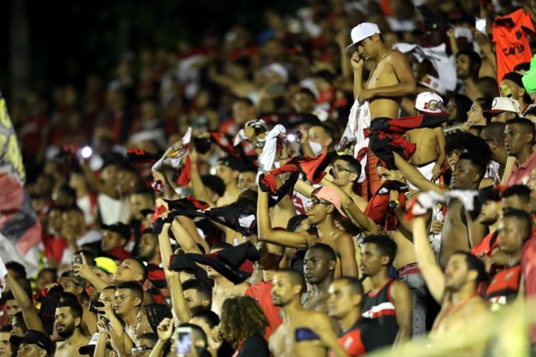 O Leão tem uma média de 7,2 mil torcedores por partida nesta Série B - Foto: Adilton Venegeroles | EC Vitória