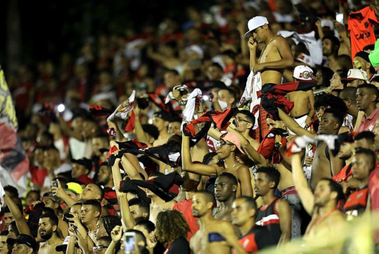 Rubro-Negro permanece no Barradão até o fim de 2019 - Foto: Adilton Venegeroles | Ag. A TARDE
