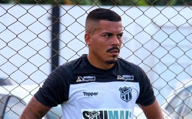 Carleto estava disputando o Brasileirão Série A pela equipe do Ceará - Foto: Divulgação | Ceará SC