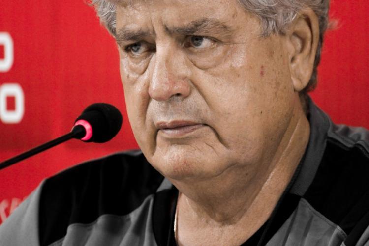 Geninho, técnico do Vitória: