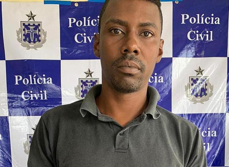 Edelson Batista se passava por comerciante e atraía as vítimas com falsa promessa de vagas de emprego - Foto: Divulgação | Polícia Civil