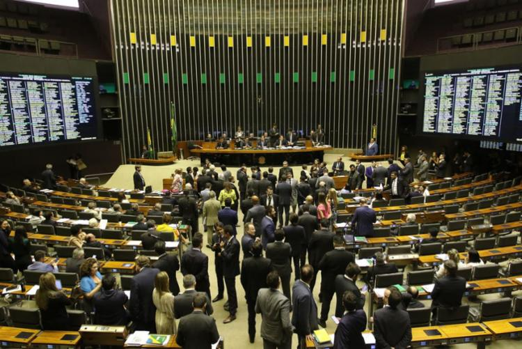 O deputado do PSL defendeu medidas drásticas - como