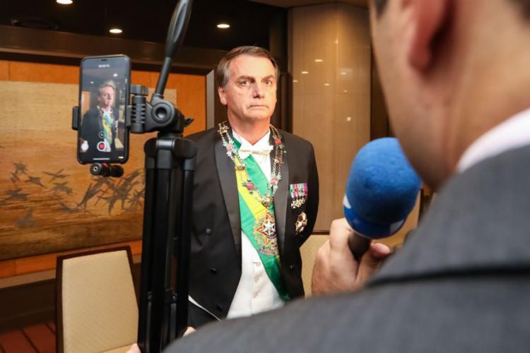 Filho do presidente era cotado para ser indicado para o cargo - Foto: José Dias | PR