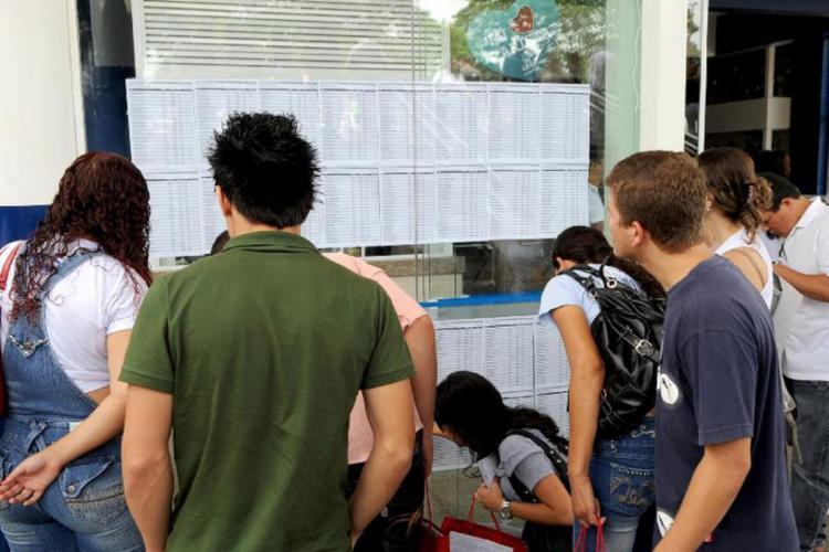 Maior parte desses cursos é ofertada por instituições públicas federais - Foto: Arquivo | Agência Brasil