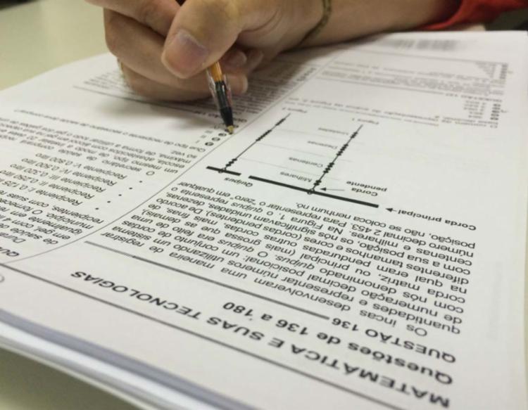 Provas acontecem nos dois primeiros domingos de novembro, 3, e 10 - Foto: MEC | Divulgação
