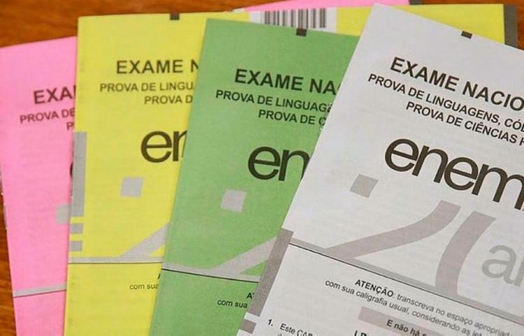 Exame acontece nos dias 3 e 10 de novembro - Foto: André Nery | MEC