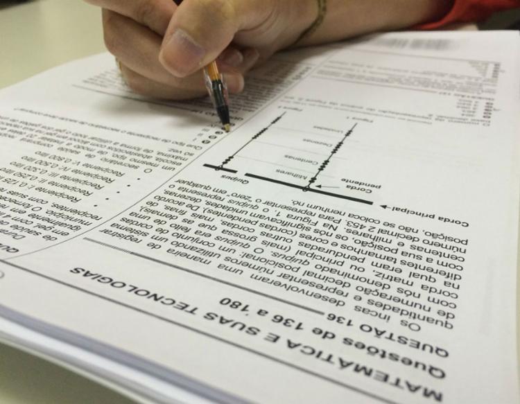 As provas serão aplicadas nos dias 3 e 10 de novembro - Foto: Divulgação | MEC