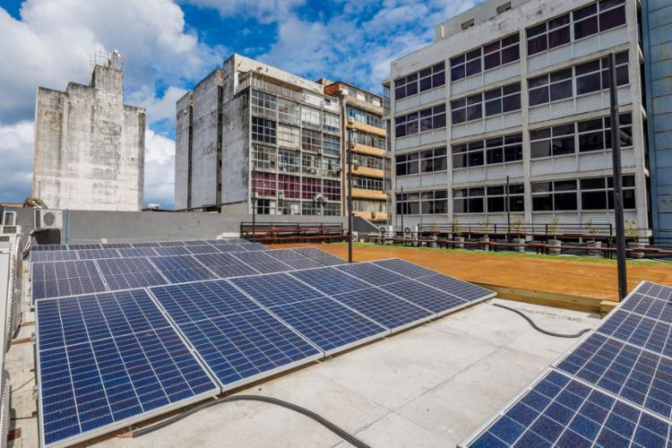 Medida pode dobrar a média de tempo de retorno dos investimentos em sistemas de energia solar fotovoltaica - Foto: Ulisses Dumas | Divulgação | 23.8.2019