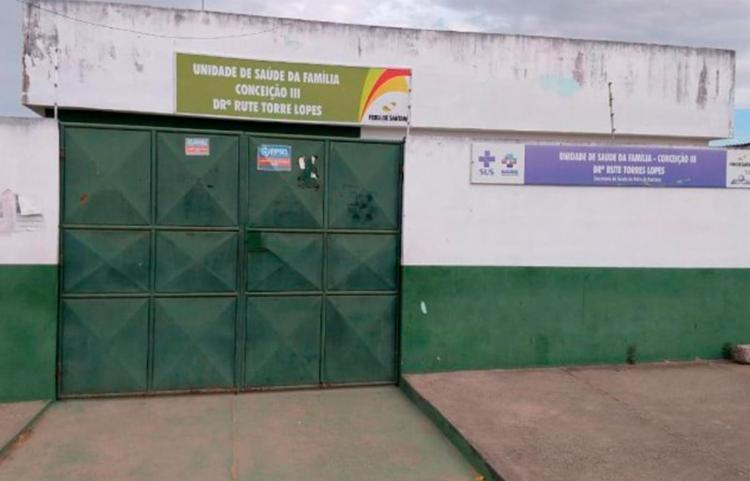 Unidade de saúde fica localizada no bairro Conceição II FOTO: Ascom | 66ª CIPM - Foto: Foto: Ascom | 66ª CIPM