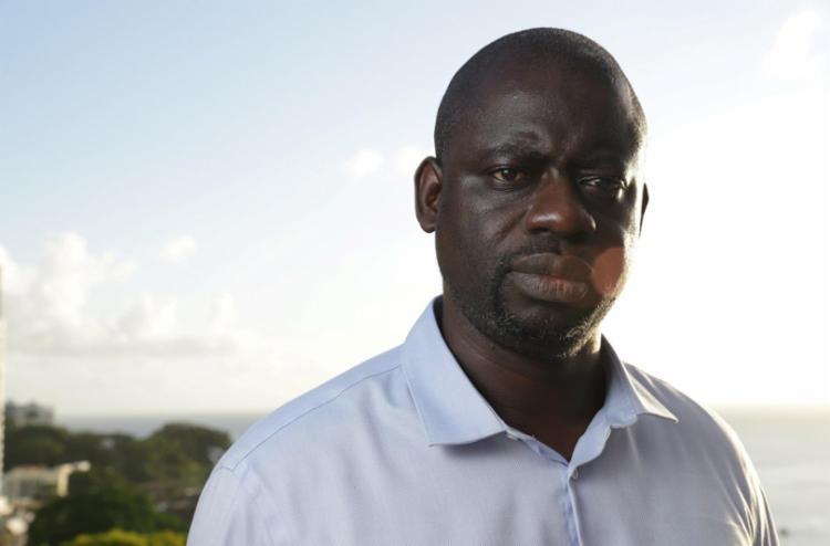 O escritor e economista senegalês defende o conceito de Afrotopia, que propõe desenvolvimento com foco na humanidade - Foto: Uendel Galter / Ag. A TARDE