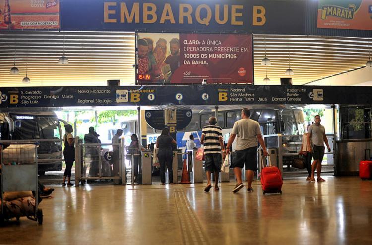 Empresas de ônibus disponibilizarão de 70 à 100 horários extras - Foto: Felipe Iruatã | Ag A TARDE