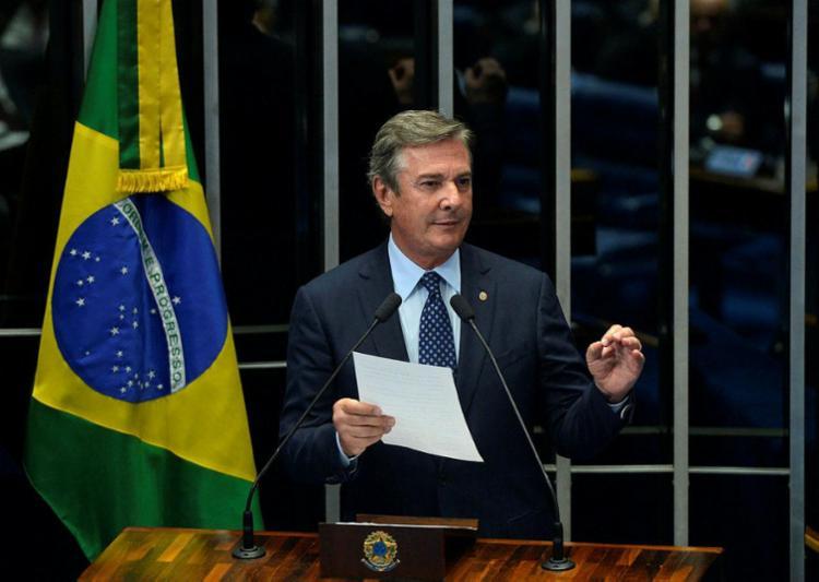 Ação visa identificar se Collor possui responsabilidade por arrematações de imóveis - Foto: Wilson Dias | Agência Brasil