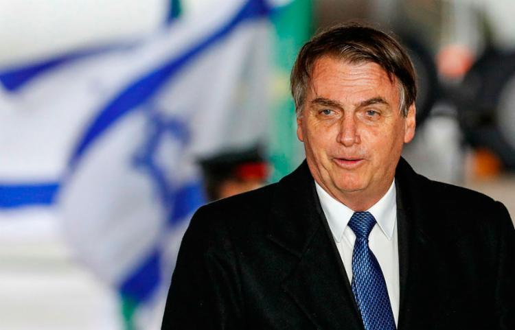 Bolsonaro negou que o governo tenha a intenção de defender essa mudança junto ao Congresso - Foto: Jack GUEZ | AFP