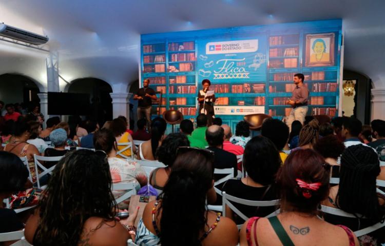 Festa literária segue com a programação até domingo, 27 - Foto: Divulgação