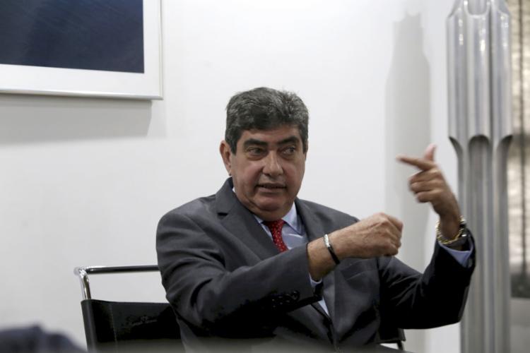 Presidente da Desenbahia, Francisco Miranda, destaca vantagens da regularização - Foto: Adilton Venegeroles l Ag. A TARDE