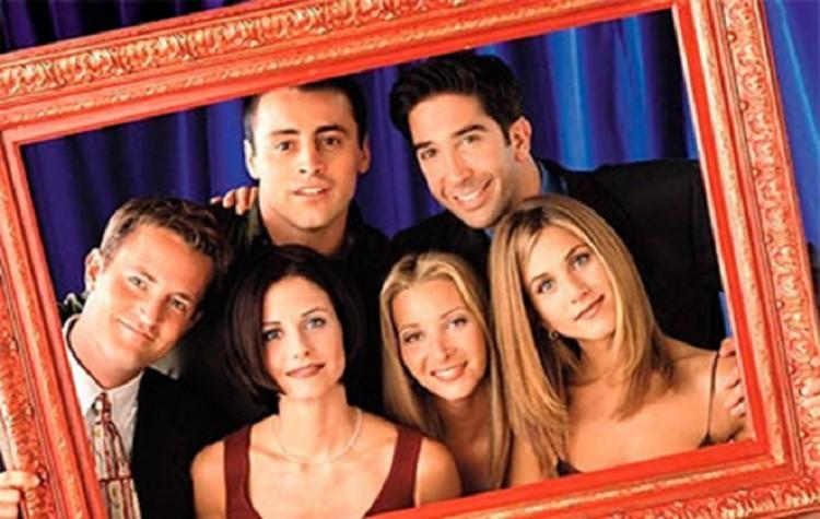 Cada sessão compila quatro episódios de Friends - Foto: Divulgação   Warner