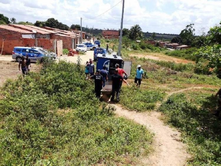 Jovem teria sido vítima de sequestro seguido de morte - Foto: Aldo Matos   Acorda Cidade