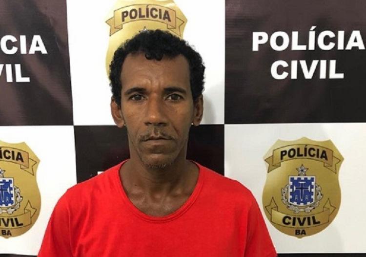 Adilson confessou o crime e disse ter vendido o material na feira livre - Foto: Divulgação | Polícia Civil