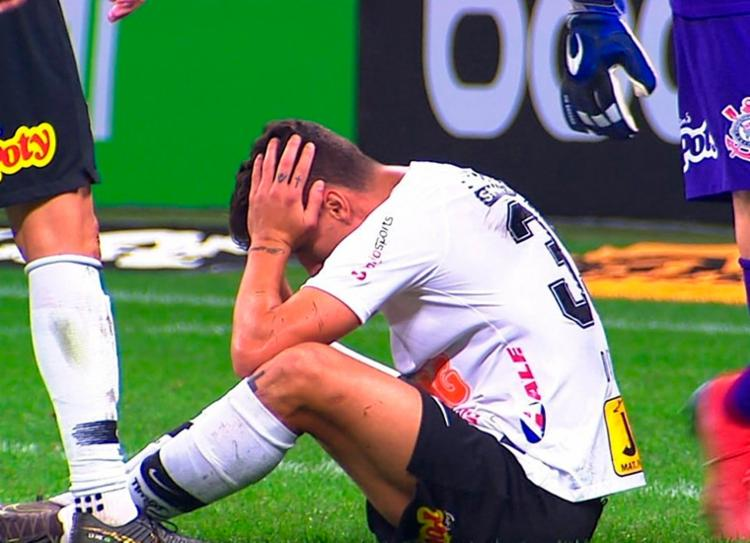 CBF apontou que tais pancadas são a segunda maior incidência de lesões no futebol nacional - Foto: Reprodução