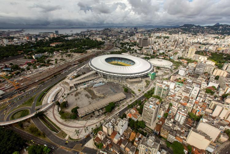 A final no Maracanã será a segunda no novo formato estabelecido pela Conmebol - Foto: Daniel Brasil | Portal da Copa