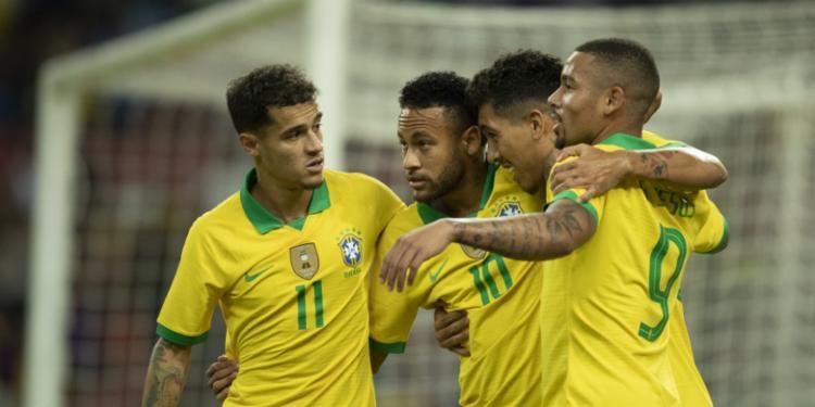 A seleção voltará a jogar no domingo, novamente, em Cingapura - Foto: Lucas Figueiredo | CBF