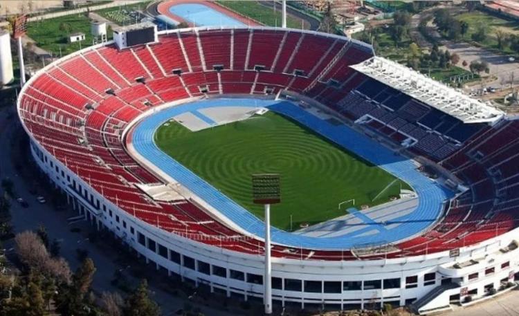 A final será disputada no Estádio Nacional do Chile, no dia 23 de novembro - Foto: Divulgação