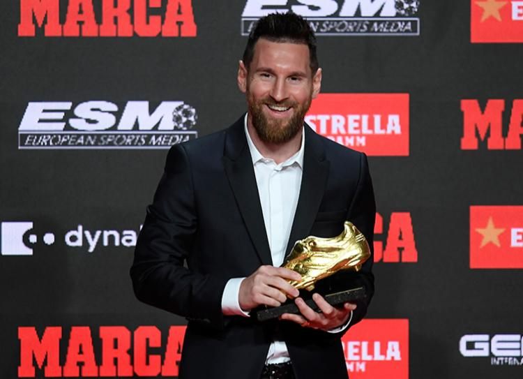 Messi balançou as redes em 36 ocasiões no último Espanhol - Foto: Josep Lago | AFP