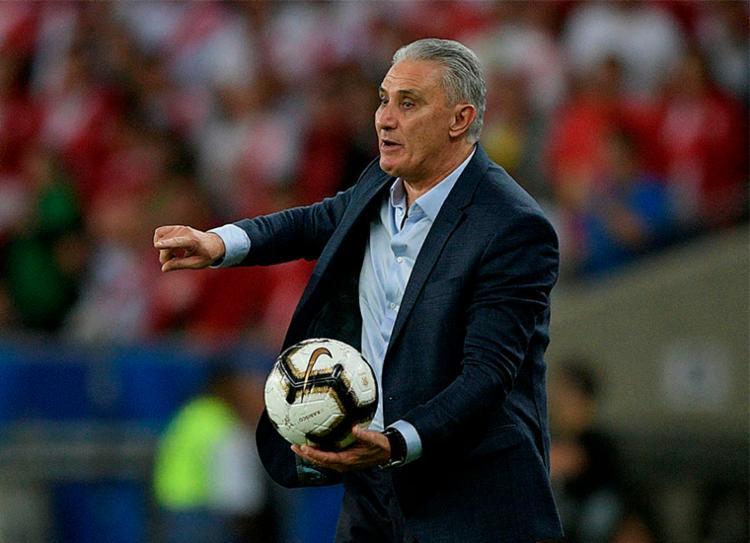 Seleção amargar o terceiro jogo seguido sem vitória - Foto: Juan Mabromata | AFP