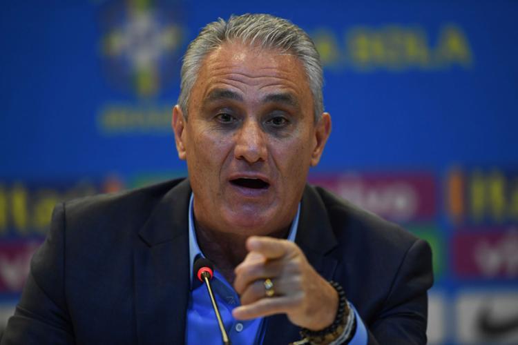 Treinador comentou empate do Brasil contra o Senegal nesta quinta-feira, 10 - Foto: Mauro Pimentel   AFP