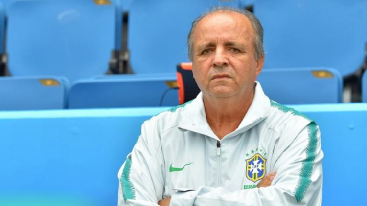 Contando as suas duas passagens, Vadão ficou quase cinco anos como técnico da Seleção Brasileira feminina - Foto: AFP